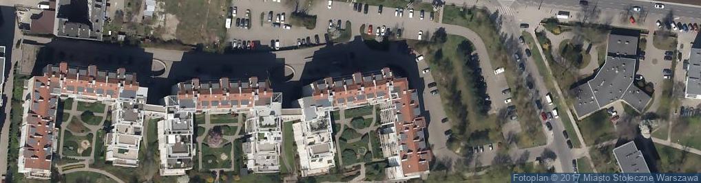 Zdjęcie satelitarne Euroinwest