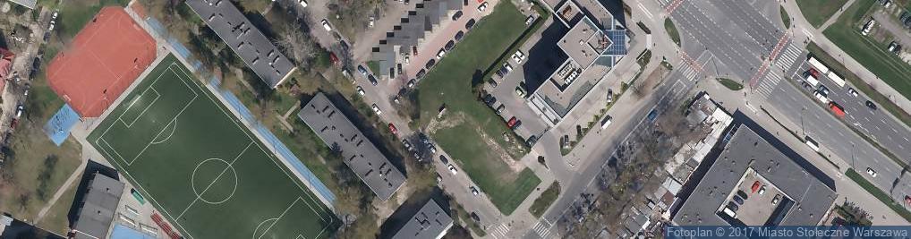 Zdjęcie satelitarne Eventownia Net
