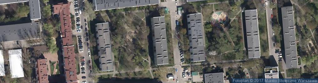 Zdjęcie satelitarne Everin