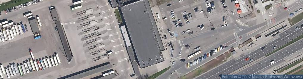 Zdjęcie satelitarne EWL