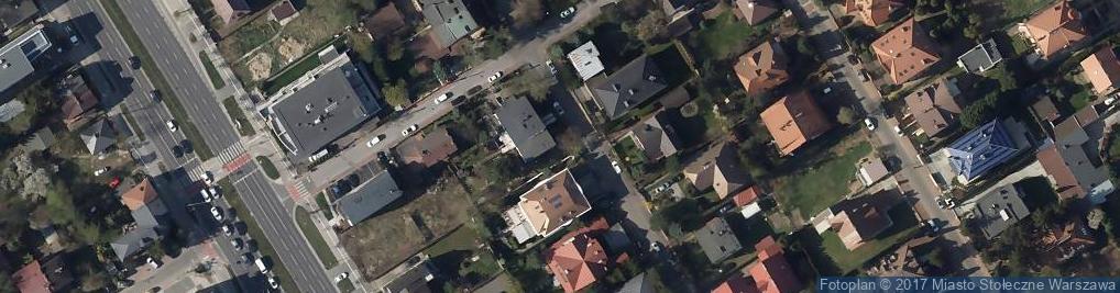 Zdjęcie satelitarne Exgaz