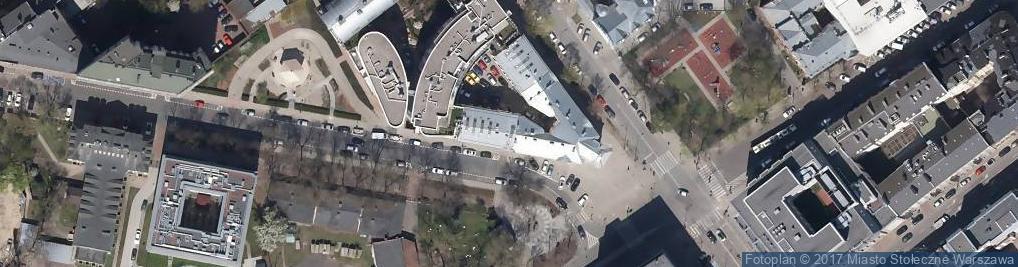 Zdjęcie satelitarne Explano Polska