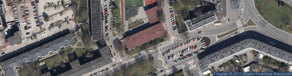 Zdjęcie satelitarne Export Import Handel Art Przem i Spoż Wędliny Mięso Smolińscy J i z