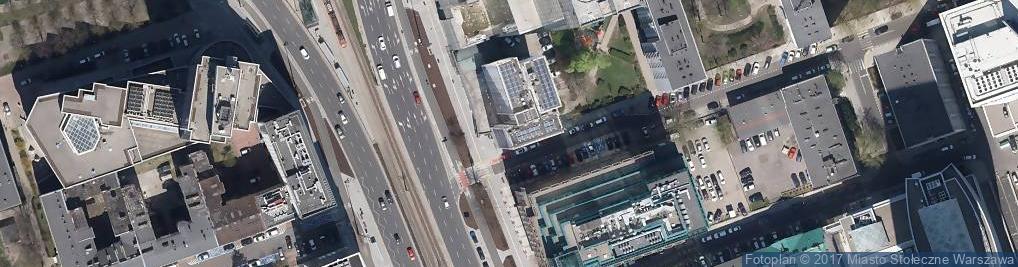 Zdjęcie satelitarne Export Import Hurt