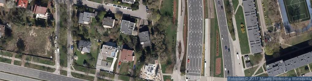 Zdjęcie satelitarne F One