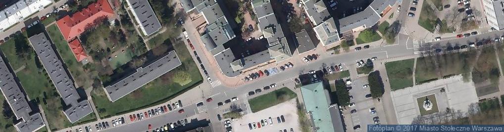 Zdjęcie satelitarne Faggio