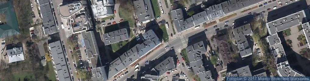 Zdjęcie satelitarne Fart J Nalewajczyk H Sołtysiak