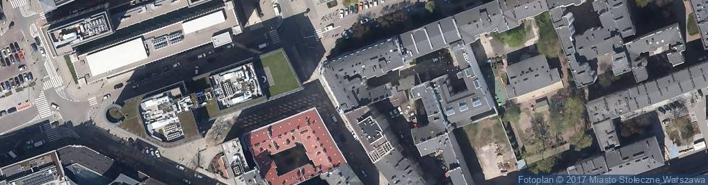 Zdjęcie satelitarne Fashion Agency Aliganza