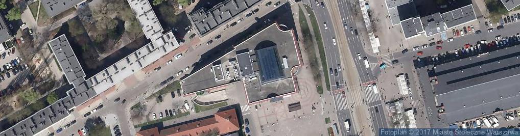 Zdjęcie satelitarne Fashion House Sosnowiec