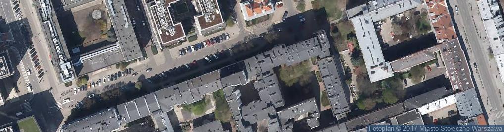 Zdjęcie satelitarne Fila Trade