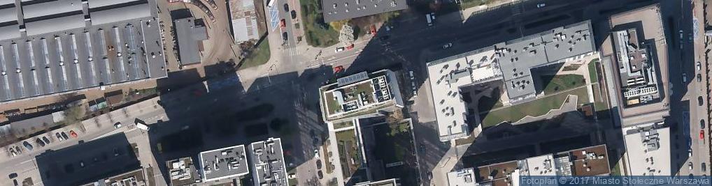 Zdjęcie satelitarne Filip Pietrasiński Glob Transport