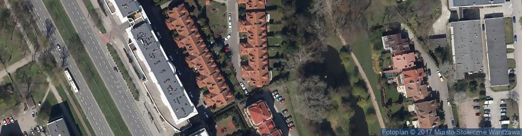 Zdjęcie satelitarne Finanse
