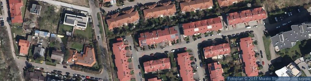 """Zdjęcie satelitarne """"Finstra"""" Władymir Mikaszewski"""