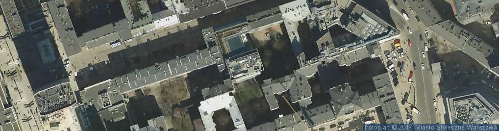 Zdjęcie satelitarne Firma Handlowa A & T Tracz Agnieszka