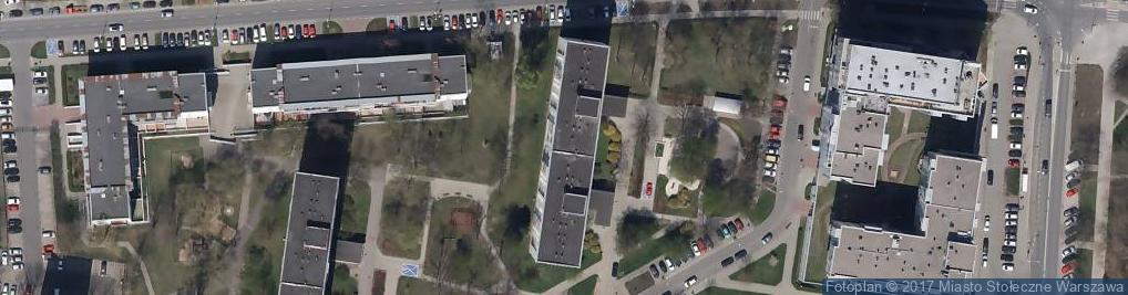 Zdjęcie satelitarne Firma Handlowa Usługi Marketingowe