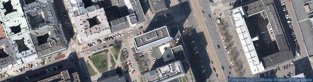 Zdjęcie satelitarne Firma Handlowo Usługowa Duszma