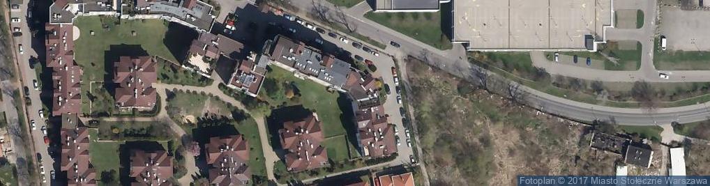 Zdjęcie satelitarne Firma KSC Lubomir Kieszczyński