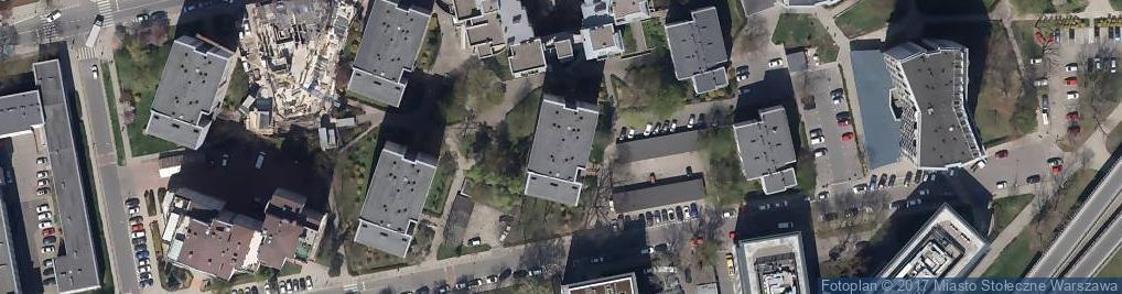 Zdjęcie satelitarne Firma Usługowa Tomlex