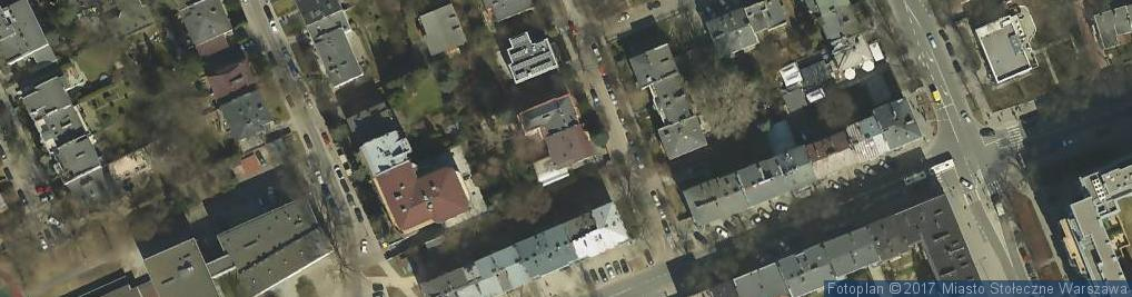 Zdjęcie satelitarne Flora Pro Antoni Banaś