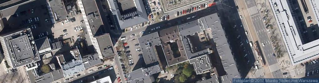 Zdjęcie satelitarne FMF Project S.C.