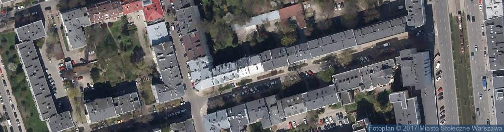 Zdjęcie satelitarne Fot Tur