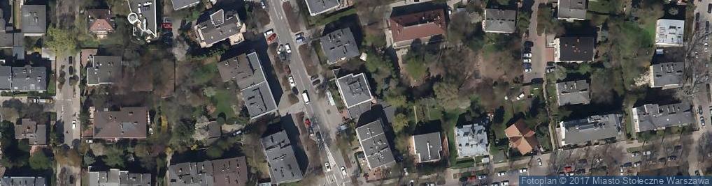 Zdjęcie satelitarne Foto-Express Robert Grochowski