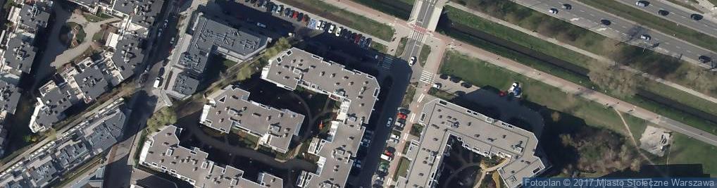 Zdjęcie satelitarne Framsida Kinga Fromlewicz