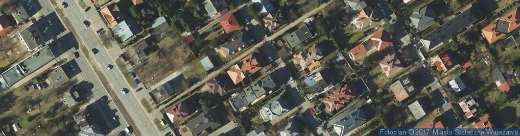 Zdjęcie satelitarne Freszlab Sp. z o.o.