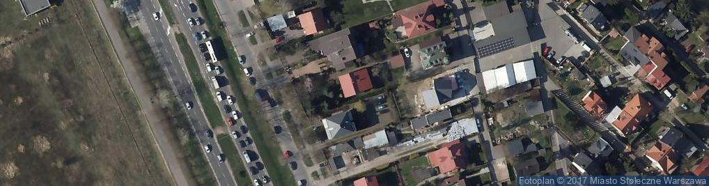Zdjęcie satelitarne Friends Dorota Wardecka Jan Maliszewski