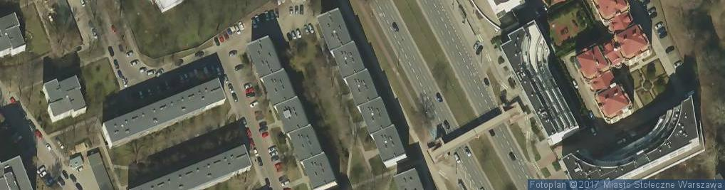 Zdjęcie satelitarne Fukspol