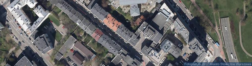 Zdjęcie satelitarne Fundacja Artystyczna Delfiny Krasickiej Imienia Gabrieli z Sobańskich Krasickiej