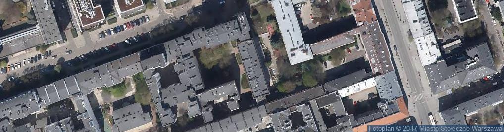 Zdjęcie satelitarne Fundacja Best Place Europejski Instytut Marketingu Miejsc