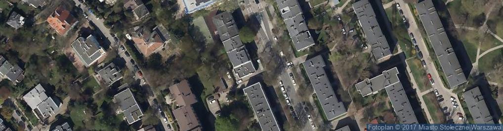 Zdjęcie satelitarne Fundacja Business Gym Global
