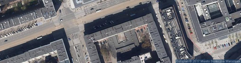 Zdjęcie satelitarne Fundacja Edukacji Polityczno Ekonomicznej Politikos
