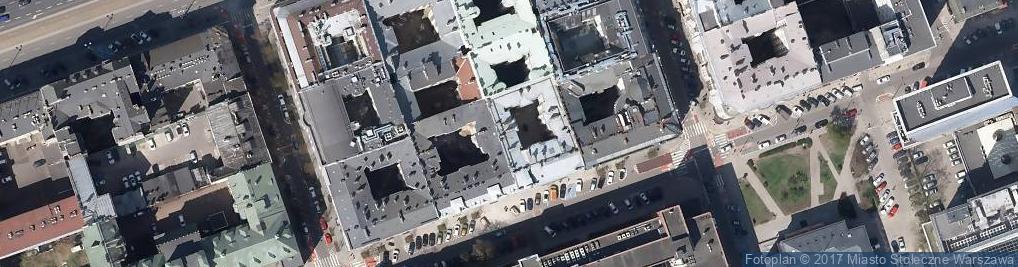 Zdjęcie satelitarne Fundacja Europa Media
