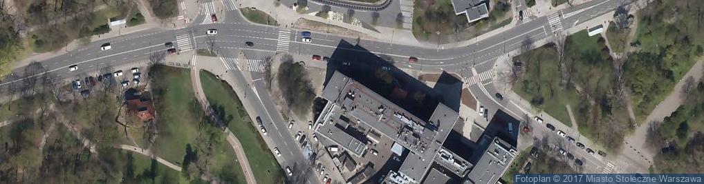 Zdjęcie satelitarne Fundacja Linia Życia