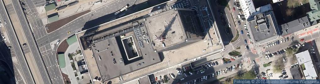 Zdjęcie satelitarne Fundacja Nestor