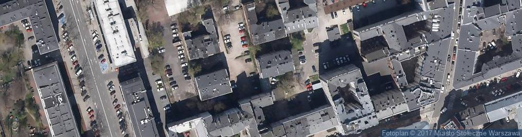 Zdjęcie satelitarne Fundacja Ostium Terrae Incognitae