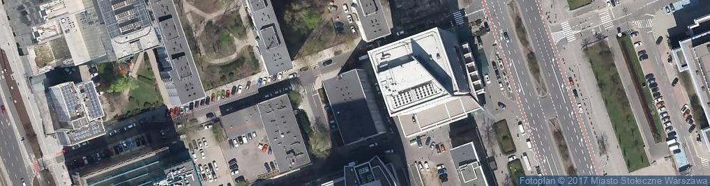 Zdjęcie satelitarne Fundacja Pro Medicina