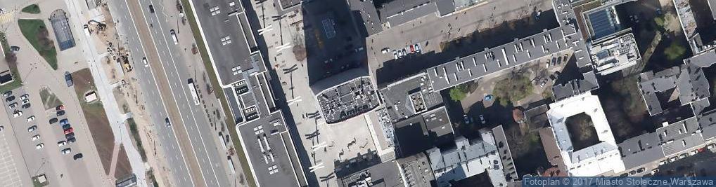Zdjęcie satelitarne Fundacja Proem