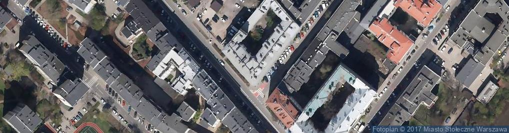 Zdjęcie satelitarne Fundacja Prokarton