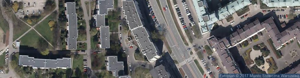 Zdjęcie satelitarne Fundacja Run And Fun
