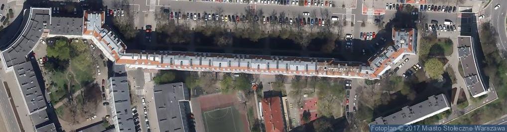 Zdjęcie satelitarne FUNDACJA SAM DŻUB LING