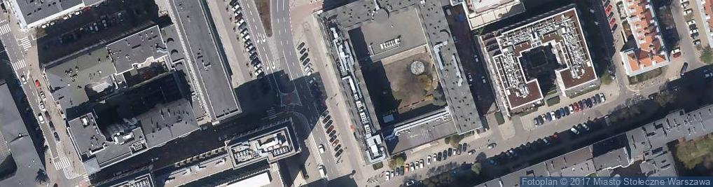 Zdjęcie satelitarne Fundacja Teraz Ja