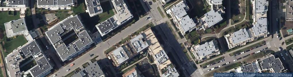 Zdjęcie satelitarne Fundacja Wcześniak Rodzice Rodzicom