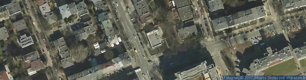 Zdjęcie satelitarne Fundacja Więcej Sztuki