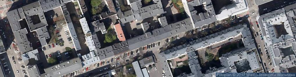 Zdjęcie satelitarne Fundacja Wspierania Sztuki i Oświaty im Rembrandta Van Rijn