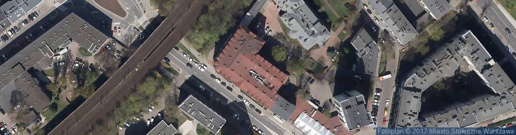 Zdjęcie satelitarne Fundusz Mikro Sp. z o.o.