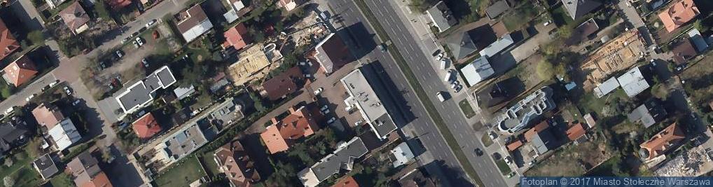 Zdjęcie satelitarne Funtasty