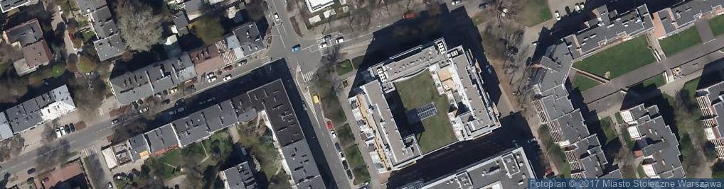 Zdjęcie satelitarne Gabinet Kosmetyczny Aga